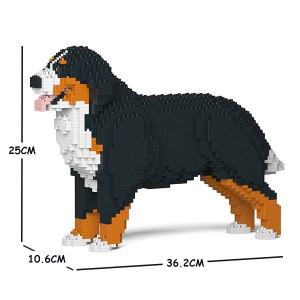 JEKCA Bernese Mountain Dog 03S