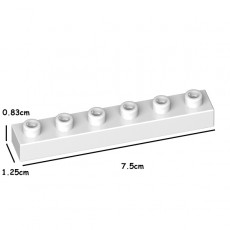 Craftsman Brick CB6-20pcs