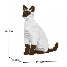 Siamese Cat 01S-M01