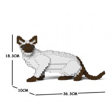 Siamese Cat 02S-M01