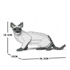 Siamese Cat 02S-M02