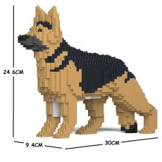 German Shepherd 01S-M01