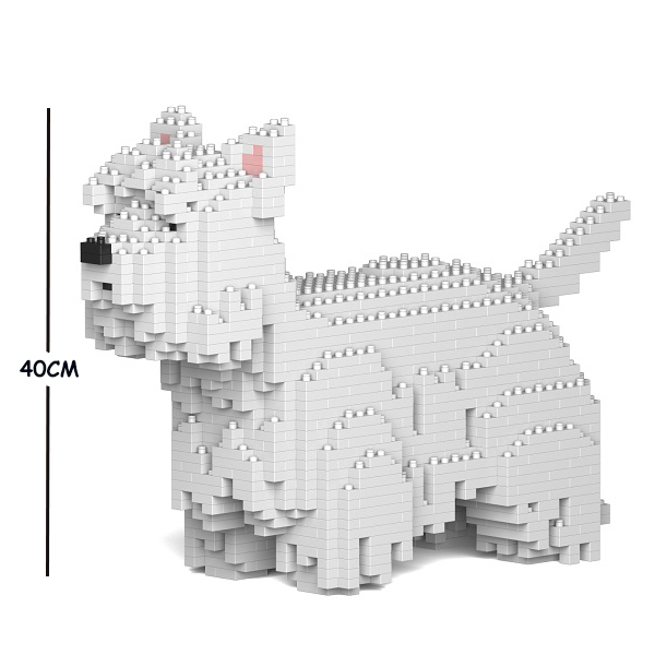 West Highland White Terrier 01C
