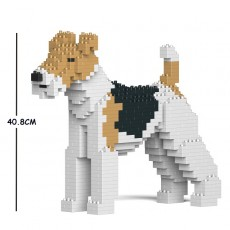 Wire Haired Fox Terrier 01C