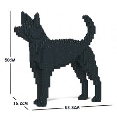 Formosan Mountain Dog 01C (Pre-order)