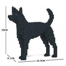 Formosan Mountain Dog 01S (Pre-order)