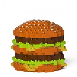 Double Beef Burger 01S (Storage Box)