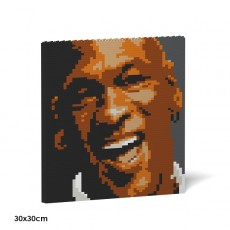 Michael Jordan Brick Painting 04S