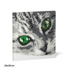 Cat Eyes Brick Painting 01S-M02