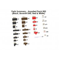 Sculptor Assorted Packs (8)